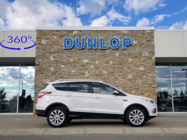 2018 Ford Escape <p>Titanium 4WD w/2.0L EcoBoost Engine</p>