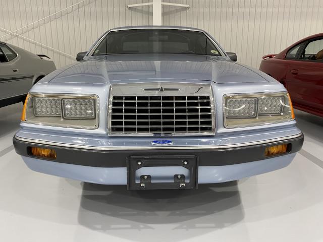 1984 Ford Thunderbird