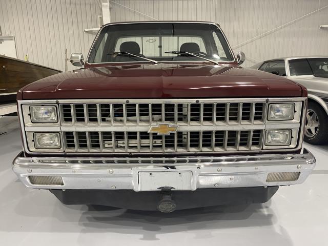 1981 Chevrolet C20