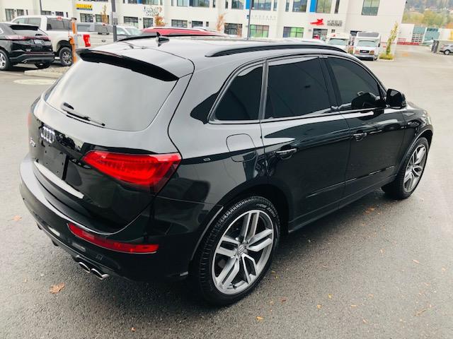 2016 Audi SQ5 3.0 Technik