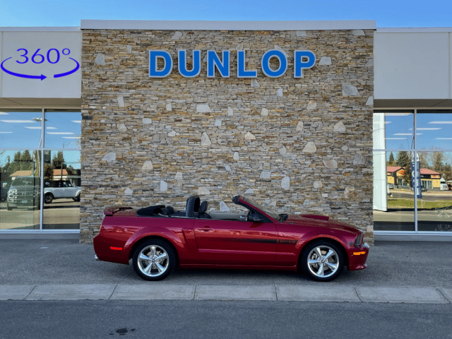 2008 Ford Mustang <p>GT/CS Convertible RWD w/4.6L V8 Engine</p>