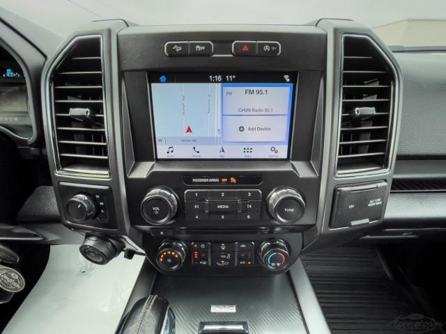 2018 Ford F-150 XLT SPORT 4X4