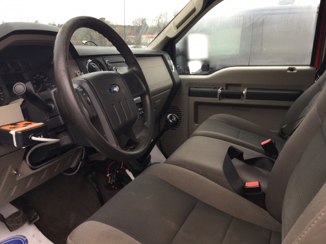 2009 Ford F-450 Chassis Cab XLT