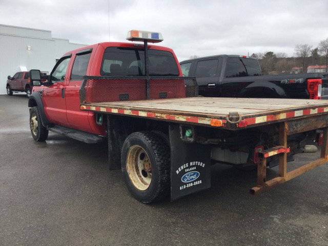 2009 Ford F-450 Chassis Cab