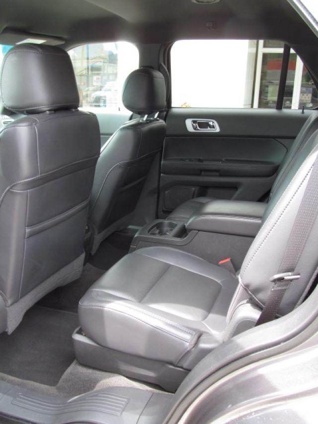 2011 Ford Explorer Limited