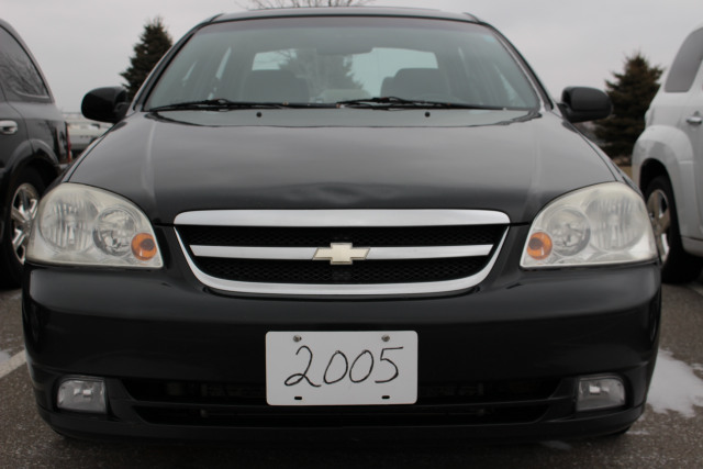 2005 Chevrolet Optra LS - AS IS