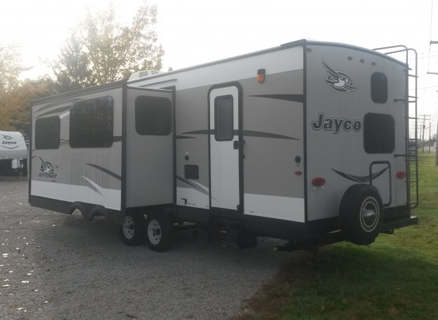 2017 Jayco JAY FLIGHT 29BHDS -