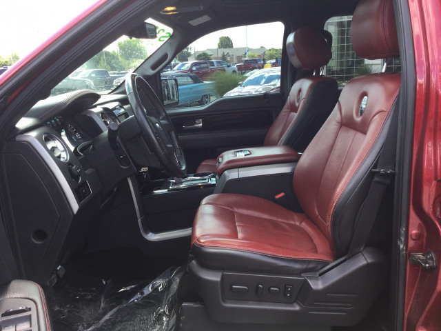 2013 Ford F-150 Limited 4X4