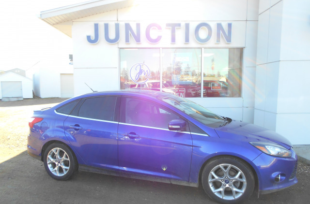 2013 Ford Focus Sedan Titanium