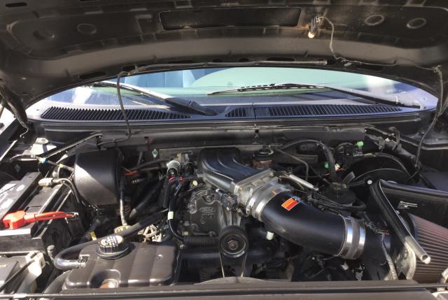 2003 Ford F-150 SVT Lightning RWD