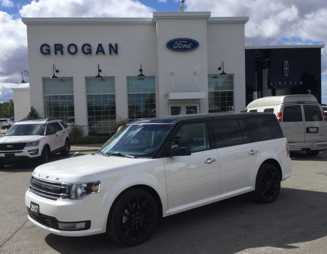 2017 Ford Flex SEL AWD