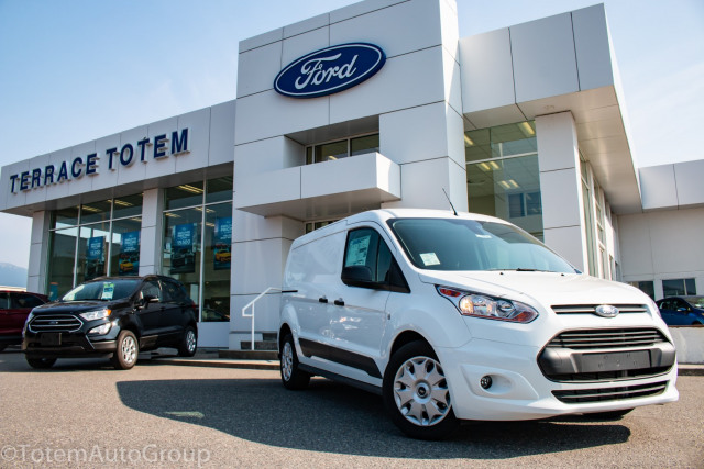 2018 Ford Transit Connect XLT Cargo Van