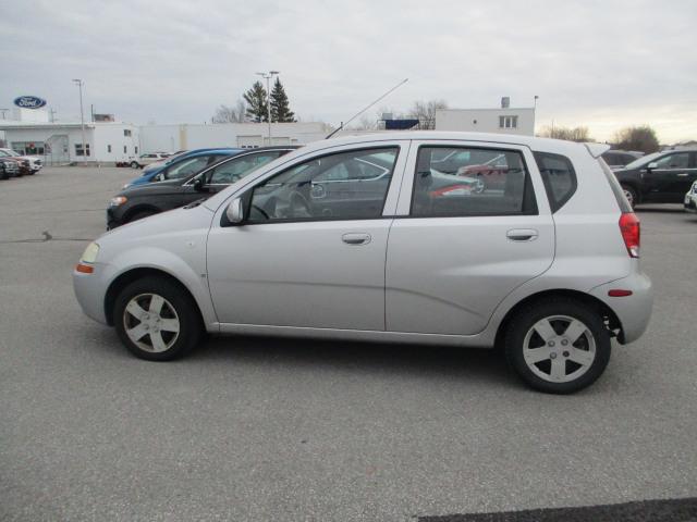 2007 Chevrolet Aveo5 LT
