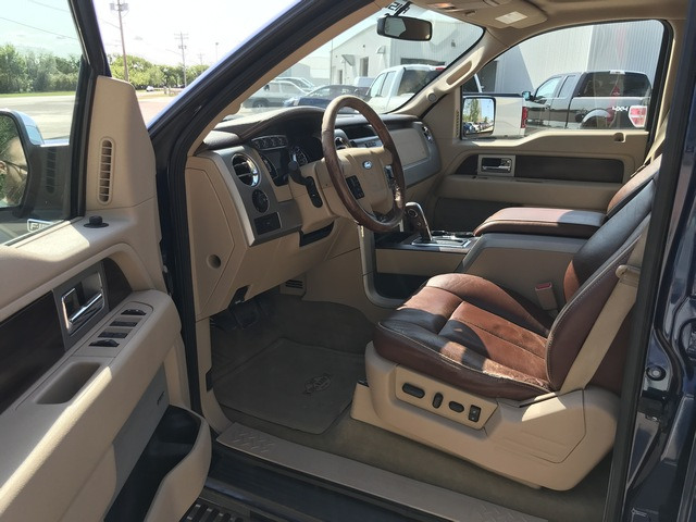 2011 Ford F-150 King Ranch