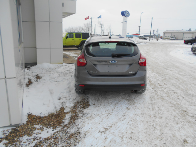 2014 Ford Focus Hatchback SE