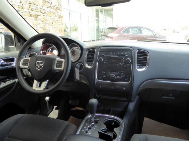 2012 Dodge Durango SXT 4WD