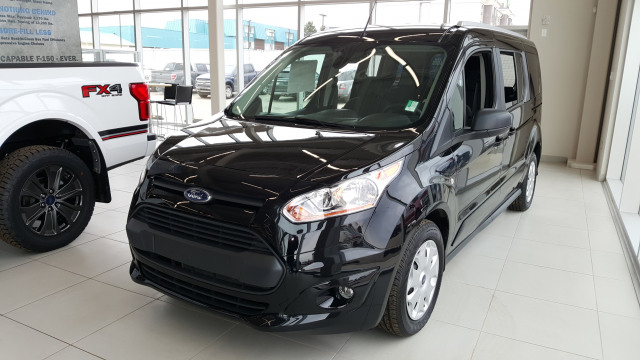 2018 Ford Transit Connect XLT Passenger Wagon