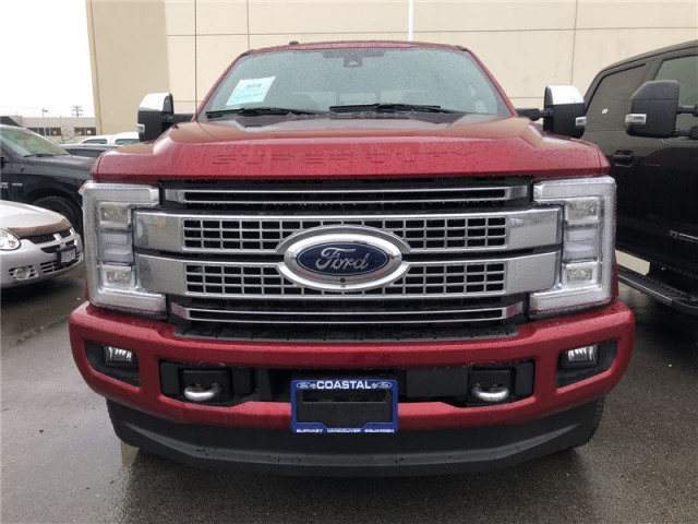Ford Superduty F  Platinum