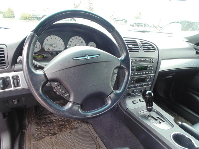 2003 Ford Thunderbird Base