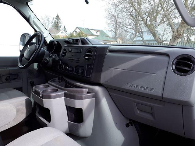 2012 Ford Econoline 450 Cutaway Base DRW
