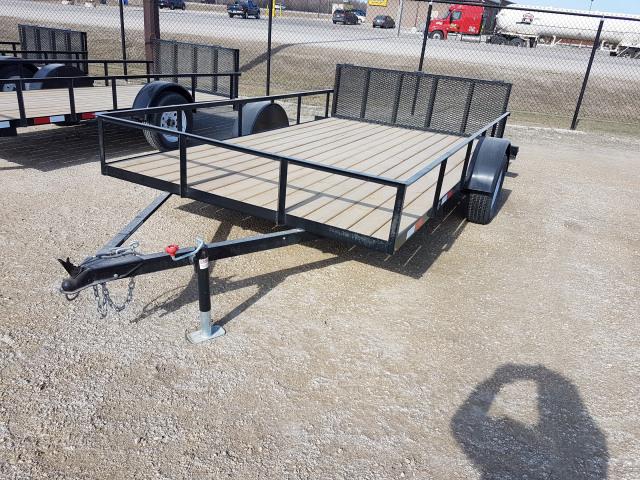 2018 Prairie View 84X12 UTILITY 3500 GVWR
