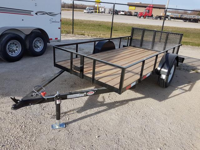 2018 Prairie View 60X10 UTILITY 3500 GVWR