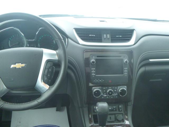 2017 Chevrolet Traverse LT w/2LT