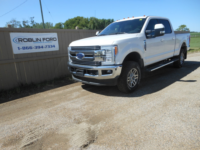 2018 Ford SuperDuty F-250 LARIAT