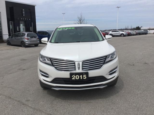 2015 Lincoln MKC AWD