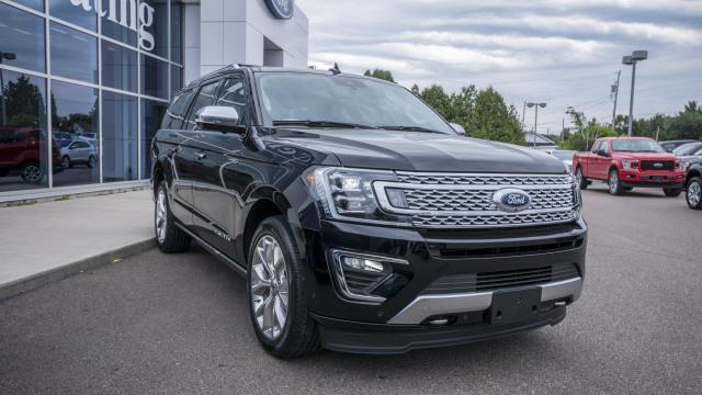 2018 Ford Expedition Platinum