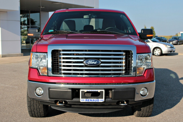 2012 Ford F-150 - AS IS