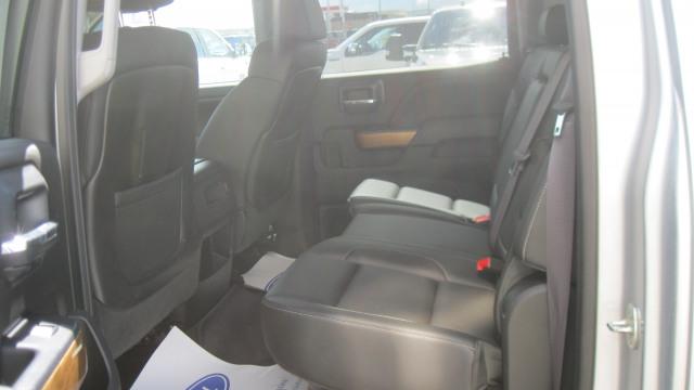 2015 Chevrolet Silverado 3500HD LTZ