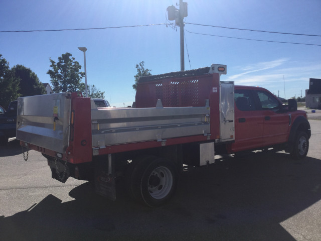 2017 Ford F-550 Chassis Cab XL 4x2