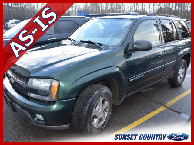 2004 Chevrolet TrailBlazer LT