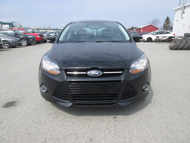 2014 Ford Focus Titanium