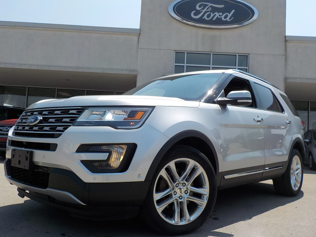 2016 Ford Explorer Limited