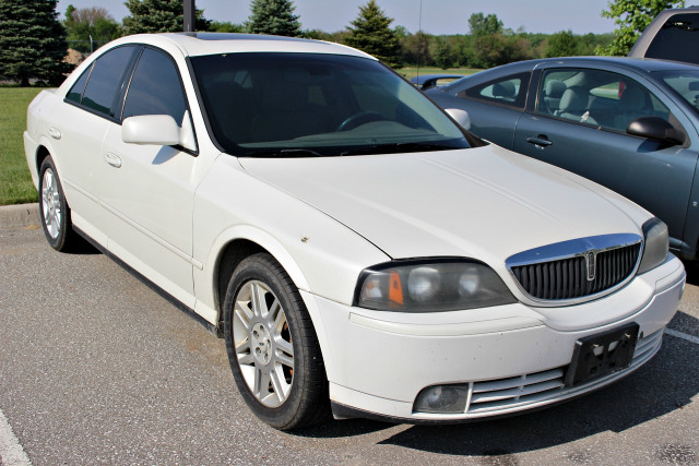 2004 Lincoln LS - AS IS