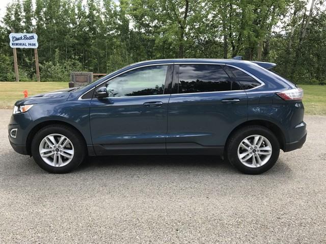 Ford Edge Sel All Wheel Drive  B W Zero Down