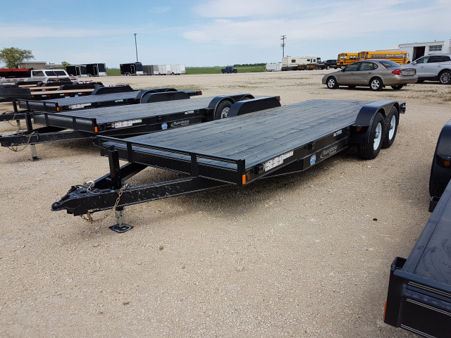 2019 Rainbow 20 FLATBED RAMP 9900 GVWR