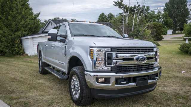 2018 Ford SuperDuty F-250 XLT