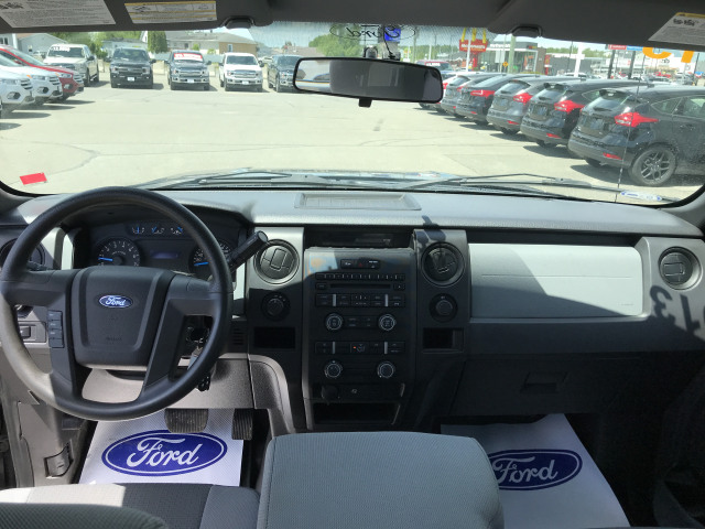 2013 Ford F-150 STX