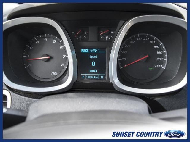 2016 Chevrolet Equinox 1LT