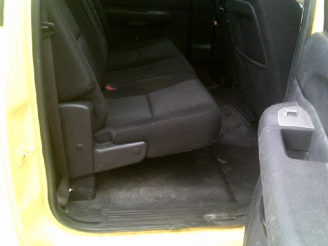 2010 Chevrolet Silverado 2500HD LT