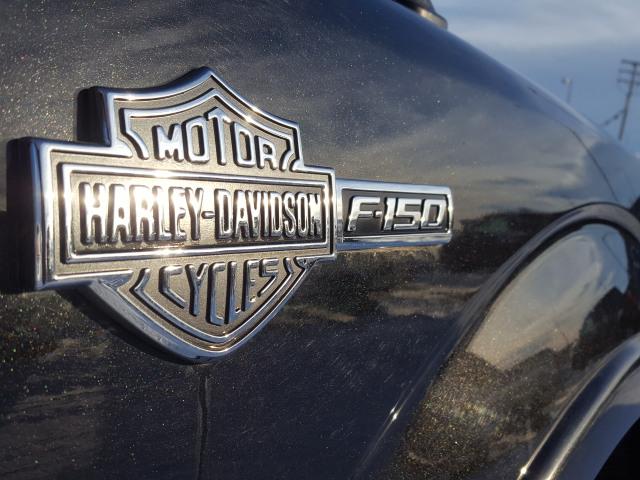 2012 Ford F-150 Harley-Davidson