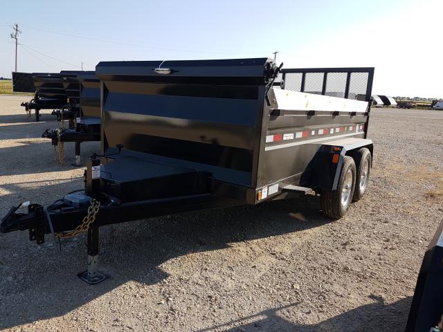 2018 Precision 6X12 DUMP 9900 GVWR