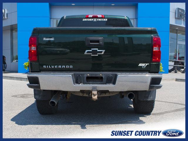 2015 Chevrolet Silverado 1500 LT w/2LT