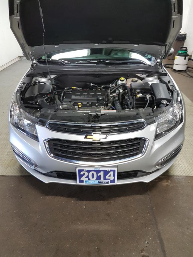2015 Chevrolet Cruze LT w/2LT
