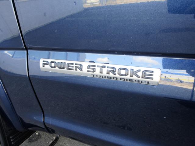 2018 Ford F-150 LARIAT Blue Jeans, 3 0L V6 Power Stroke