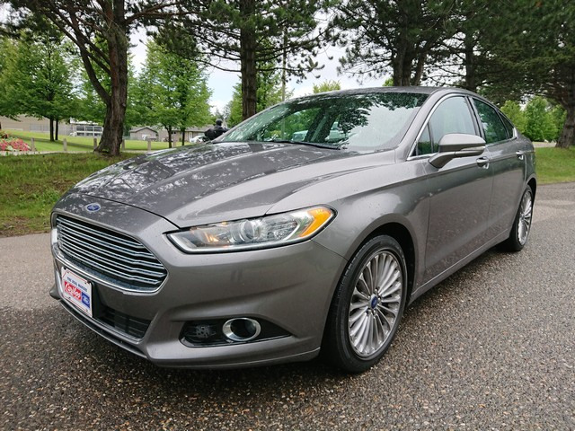 2013 Ford Fusion TITANIUM LOADED $94.00 WEEKLY ZERO DOWN