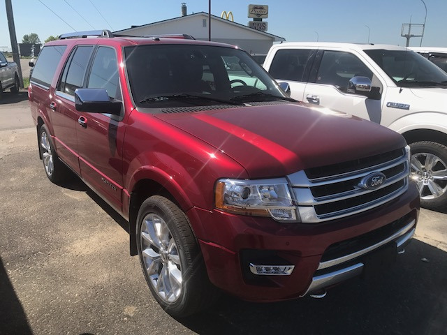 Ford Expedition Max Platinum